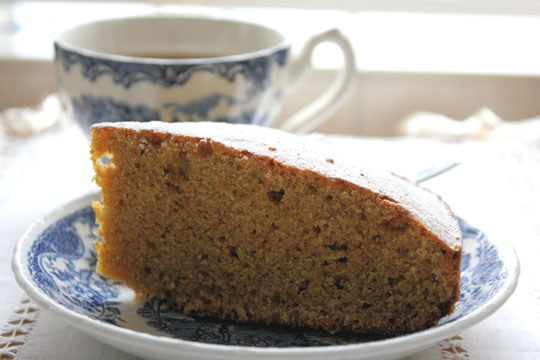 Wholemeal-Carrot-Cake