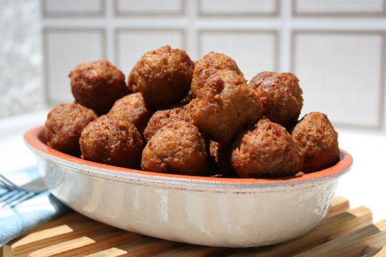 Fried Meatballs Recipes — Dishmaps