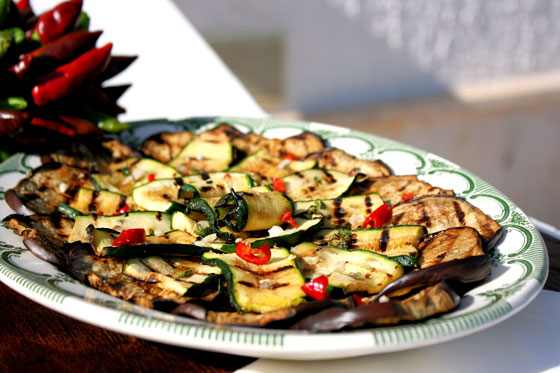 Grilled-Vegetables-with-Balsamic-Vinegar-Dressing