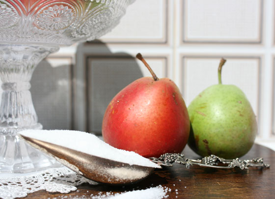 Summer-Pears-and-Sugar