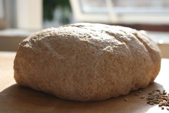 Wholegrain-Spelt-Bread-Dough