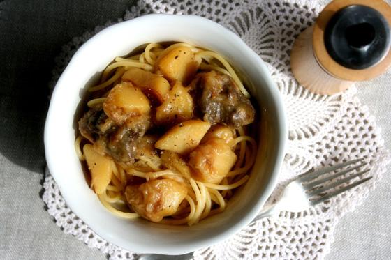 Spaghetti-alla-Genovese