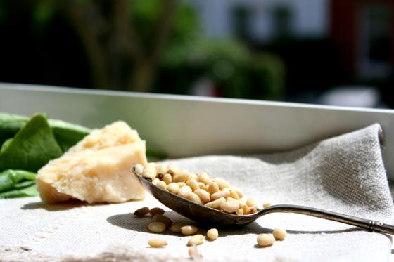 Pinenuts&Parmigiano